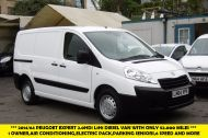 PEUGEOT EXPERT 2.0 HDI 1000 L1H1 PROFESSIONAL SWB DIESEL VAN WITH ONLY 52.000 MILES,AIR CONDITIONING AND MORE - 915 - 1