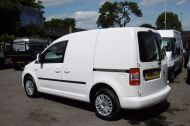 VOLKSWAGEN CADDY C20 102TDI TRENDLINE DIESEL VAN WITH ONLY 46.000 MILES,REVERSE CAMERA,CRUISE,SENSORS AND MORE *** SOLD *** - 811 - 7