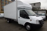 FORD TRANSIT 350/125 DRW E/F LUTON TAILLIFT DIESEL VAN WITH ONLY 62.000 MILES - 955 - 3