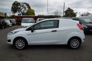 FORD FIESTA 1.5 TDCI CAR DERIVED VAN WITH ONLY 35000 MILES,1 OWNER,FULL SERVICE HISTORY AND MORE - 912 - 9
