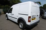 FORD TRANSIT CONNECT T230 LWB DIESEL VAN WITH ONLY 55.000 MILES,AIR CONDITIONING,1 OWNER,FULL SERVICE HISTORY,PARKING SENSORS AND MORE - 1100 - 6