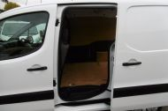 CITROEN BERLINGO 850 ENTERPRISE 3-SEAT L1 1.6 HDI 90 IN WHITE 1 OWNER WITH AIR CONDITIONING ONLY £5495 + VAT  - 913 - 7