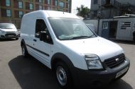 FORD TRANSIT CONNECT T230 LWB DIESEL VAN WITH ONLY 55.000 MILES,AIR CONDITIONING,1 OWNER,FULL SERVICE HISTORY,PARKING SENSORS AND MORE - 1100 - 4
