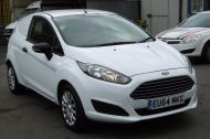 FORD FIESTA 1.5 TDCI CAR DERIVED VAN WITH ONLY 35000 MILES,1 OWNER,FULL SERVICE HISTORY AND MORE - 912 - 1