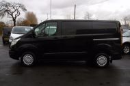 FORD TRANSIT CUSTOM 270 TREND L1H1 SWB DIESEL VAN IN BLACK WITH CRUISE CONTROL,ELECTRIC PACK,PARK SENSORS AND MORE  - 962 - 6