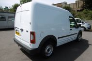 FORD TRANSIT CONNECT T230 LWB DIESEL VAN WITH ONLY 55.000 MILES,AIR CONDITIONING,1 OWNER,FULL SERVICE HISTORY,PARKING SENSORS AND MORE - 1100 - 5