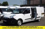 VAUXHALL COMBO 1.6 CDTi 2300 L2H1 LWB S/S 105BHP WITH AIR CONDITIONING,6 SPEED AND MORE - 814 - 1