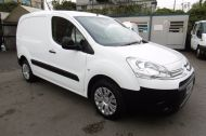 CITROEN BERLINGO 850 ENTERPRISE 3-SEAT L1 1.6 HDI 90 IN WHITE 1 OWNER WITH AIR CONDITIONING ONLY £5495 + VAT  - 913 - 1
