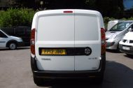 VAUXHALL COMBO 1.6 CDTi 2300 L2H1 LWB S/S 105BHP WITH AIR CONDITIONING,6 SPEED AND MORE - 814 - 5