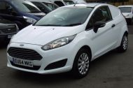 FORD FIESTA 1.5 TDCI CAR DERIVED VAN WITH ONLY 35000 MILES,1 OWNER,FULL SERVICE HISTORY AND MORE - 912 - 14