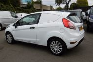 FORD FIESTA 1.5 TDCI CAR DERIVED VAN WITH ONLY 35000 MILES,1 OWNER,FULL SERVICE HISTORY AND MORE - 912 - 8