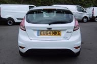 FORD FIESTA 1.5 TDCI CAR DERIVED VAN WITH ONLY 35000 MILES,1 OWNER,FULL SERVICE HISTORY AND MORE - 912 - 5