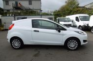 FORD FIESTA 1.5 TDCI CAR DERIVED VAN WITH ONLY 35000 MILES,1 OWNER,FULL SERVICE HISTORY AND MORE - 912 - 10