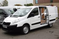 PEUGEOT EXPERT 2.0 HDI 1000 L1H1 PROFESSIONAL SWB DIESEL VAN WITH ONLY 52.000 MILES,AIR CONDITIONING AND MORE - 915 - 14