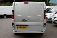 VAUXHALL VIVARO 2900 L2H1 CDTI LWB SPORTIVE 6 SEATER DOUBLE CAB CREW VAN IN SILVER WITH AIR CONDITIONING,SAT NAV,ELECTRIC PACK,SENSORS AND MORE - 1098 - 5