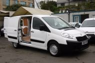 PEUGEOT EXPERT 2.0 HDI 1000 L1H1 PROFESSIONAL SWB DIESEL VAN WITH ONLY 52.000 MILES,AIR CONDITIONING AND MORE - 915 - 15