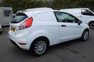 FORD FIESTA 1.5 TDCI CAR DERIVED VAN WITH ONLY 35000 MILES,1 OWNER,FULL SERVICE HISTORY AND MORE - 912 - 7