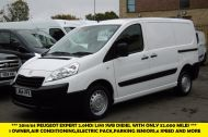 PEUGEOT EXPERT 2.0 HDI 1000 L1H1 PROFESSIONAL SWB DIESEL VAN WITH ONLY 52.000 MILES,AIR CONDITIONING AND MORE - 915 - 2