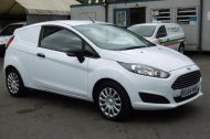 FORD FIESTA 1.5 TDCI CAR DERIVED VAN WITH ONLY 35000 MILES,1 OWNER,FULL SERVICE HISTORY AND MORE - 912 - 2