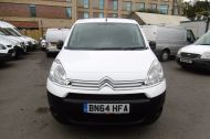 CITROEN BERLINGO 850 ENTERPRISE 3-SEAT L1 1.6 HDI 90 IN WHITE 1 OWNER WITH AIR CONDITIONING ONLY £5495 + VAT  - 913 - 2