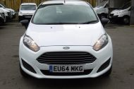 FORD FIESTA 1.5 TDCI CAR DERIVED VAN WITH ONLY 35000 MILES,1 OWNER,FULL SERVICE HISTORY AND MORE - 912 - 3