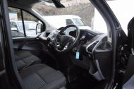 FORD TRANSIT CUSTOM 270 TREND L1H1 SWB DIESEL VAN IN BLACK WITH CRUISE CONTROL,ELECTRIC PACK,PARK SENSORS AND MORE  - 962 - 10