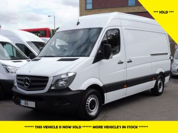 Used MERCEDES SPRINTER in Surbiton, Surrey for sale