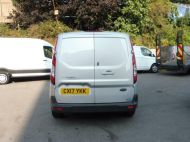 FORD TRANSIT CONNECT 200 LIMITED L1 SWB EURO 6 VAN IN SILVER WITH ONLY 41.000 MILES,AIR CONDITIONING,ELECTRIC PACK,SENSORS,ALLOY'S AND MORE - 1555 - 6