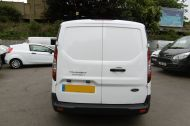 FORD TRANSIT CONNECT 220 TREND 5 SEATER COMBI CREW VAN 1.6 TDCI 95 WITH TWIN SIDE DOORS,AIR CONDITIONING AND MORE *** CHOICE OF 2 *** - 1169 - 4