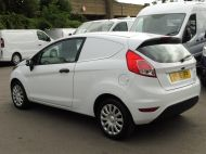 FORD FIESTA VAN 1.5 TDCI EURO 6 WITH ONLY 48.000 MILES,AIR CONDITIONING,BLUETOOTH,ELECTRIC PACK AND MORE - 1481 - 8