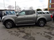 NISSAN NAVARA 2.3 DCI TEKNA EURO 6 4X4 DOUBLE CAB AUTOMATIC PICK UP **** £17995 + VAT **** - 1309 - 8