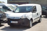 VAUXHALL COMBO 2300 CDTI ECOFLEX L1H1 SWB WITH ONLY 34.000,AIR CONDITIONING,PARKING SENSORS **** SOLD **** - 1752 - 20