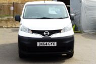 NISSAN NV200 1.5DCi ACENTA SWB EX BRITISH GAS FLEET WITH AIR CONDITIONING,ELECTRIC PACK,REVERSE CAMERA AND MORE *** SOLD *** - 1479 - 3