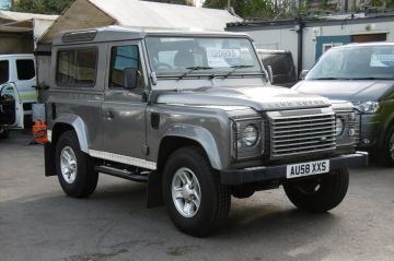 Used LAND ROVER DEFENDER in Surbiton, Surrey for sale