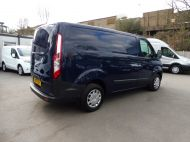FORD TRANSIT CUSTOM 270 TREND L1 H1 105 EURO 6 WITH ONLY 17000 MILES **** £12995 + VAT **** - 1304 - 4