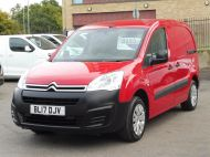 CITROEN BERLINGO 625 ENTERPRISE L1 SWB BLUEHDI EURO 6 ONLY 22.000 MILES,AIR CONDITIONING,PARKING SENSORS,BLUETOOTH AND MORE - 1582 - 21