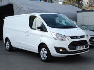 FORD TRANSIT CUSTOM 290/130 LIMITED L2H1 LWB 2.0 130PS EURO 6,IN WHITE WITH AIR CONDITIONING,PARKING SENSORS AND MORE  - 1374 - 4