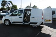 FORD TRANSIT CONNECT 220 TREND 5 SEATER COMBI CREW VAN 1.6 TDCI 95 WITH TWIN SIDE DOORS,AIR CONDITIONING AND MORE *** CHOICE OF 2 *** - 1169 - 8