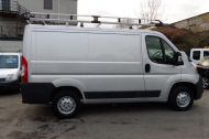 CITROEN RELAY 33 L1 H1 ENTERPRISE 2.2 HDI 130 SWB IN METALLIC SILVER WITH ONLY 10000 MILES , JUST ARRIVED , AWAITING MORE PICTURES **** £11495 + VAT **** - 1263 - 7