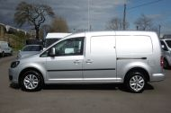 VOLKSWAGEN CADDY MAXI C20 TDI HIGHLINE IN SILVER WITH ONLY 41.000 MILES,AIR CONDITIONING,SAT NAV,ELECTRIC PACK AND MORE - 1099 - 6