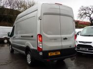 FORD TRANSIT 350/130 TREND L3H3 LWB HIGH ROOF EURO 6 RWD IN SILVER WITH PARKING SENSORS,CRUISE,6 SPEED AND MORE - 1339 - 5