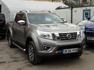 NISSAN NAVARA 2.3 DCI TEKNA EURO 6 4X4 DOUBLE CAB AUTOMATIC PICK UP **** £17995 + VAT **** - 1309 - 21