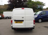 NISSAN NV200 1.5DCi ACENTA DIESEL VAN WITH ONLY 58.000 MILES,REVERSE CAMERA,TWIN SIDE DOORS AND MORE  - 1585 - 7