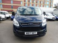 FORD TRANSIT CUSTOM 270 TREND L1 H1 105 EURO 6 WITH ONLY 17000 MILES **** £12995 + VAT **** - 1304 - 2