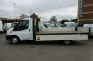 FORD TRANSIT 350/125 E/F 13FT 6 ALLOY DROPSIDE,1 OWNER,6 SPEED MANUAL,TWIN REAR WHEELS AND MORE - 1213 - 8