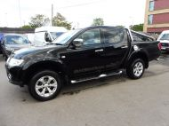 MITSUBISHI L200 DI-D 4X4 BARBARIAN LB DCB MANUAL WITH AIR CONDITIONING , LEATHER AND SAT NAV , AWAITING VALET **** £10795 + VAT **** - 1429 - 1
