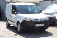 VAUXHALL COMBO 2300 CDTI ECOFLEX L1H1 SWB WITH ONLY 34.000,AIR CONDITIONING,PARKING SENSORS **** SOLD **** - 1752 - 21