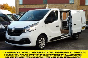 Used RENAULT TRAFIC in Surbiton, Surrey for sale