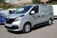 RENAULT TRAFIC SL27 SPORT ENERGY L1H1 SWB DCI IN SILVER WITH ONLY 64.000 MILES,AIR CONDITIONING,SAT NAV,PARKING SENSORS **** SOLD **** - 1282 - 20