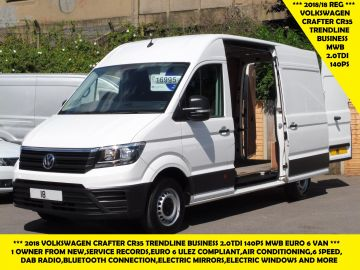 Used VOLKSWAGEN CRAFTER in Surbiton, Surrey for sale